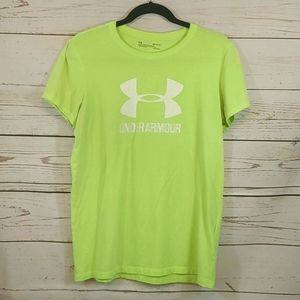 Men's Loose Fit Under Armour Short Sleeve Tee
